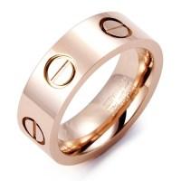 Cartier Love Ring in Rose Gold | Wishlist | Pinterest ...
