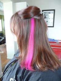Best 20+ Pink hair streaks ideas on Pinterest | Pink ...
