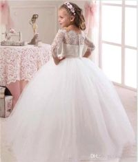 10 Best ideas about Girls Communion Dresses on Pinterest ...