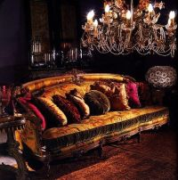 71 best images about Abode-Gothic furniture on Pinterest ...