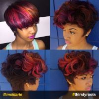 17 Best images about Haircuts for Black Women on Pinterest ...