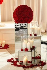 Best 25+ Mirror wedding centerpieces ideas on Pinterest