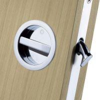 European Manital ART55B Sliding Door Bathroom Lock Set ...