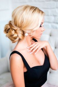 25+ Best Ideas about Bridesmaids Hairstyles on Pinterest ...