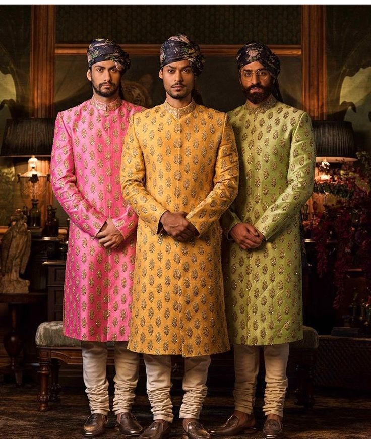 1000 ideas about Sherwani on Pinterest  Indian Groom Indian Groom Wear and For Men