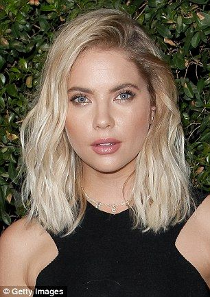25 Best Ideas About Ashley Benson Short Hair On Pinterest