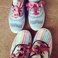Diy shoe design http://misskreativ99.blogspot.ch/?m=1 ...