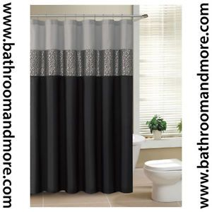 17 Best Ideas About Gray Shower Curtains On Pinterest Navy