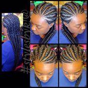 big cornrow braids ideas