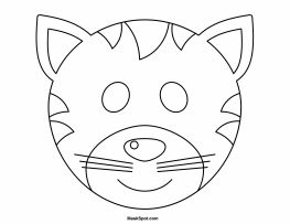 1000+ images about Coloring Printable Masks on Pinterest