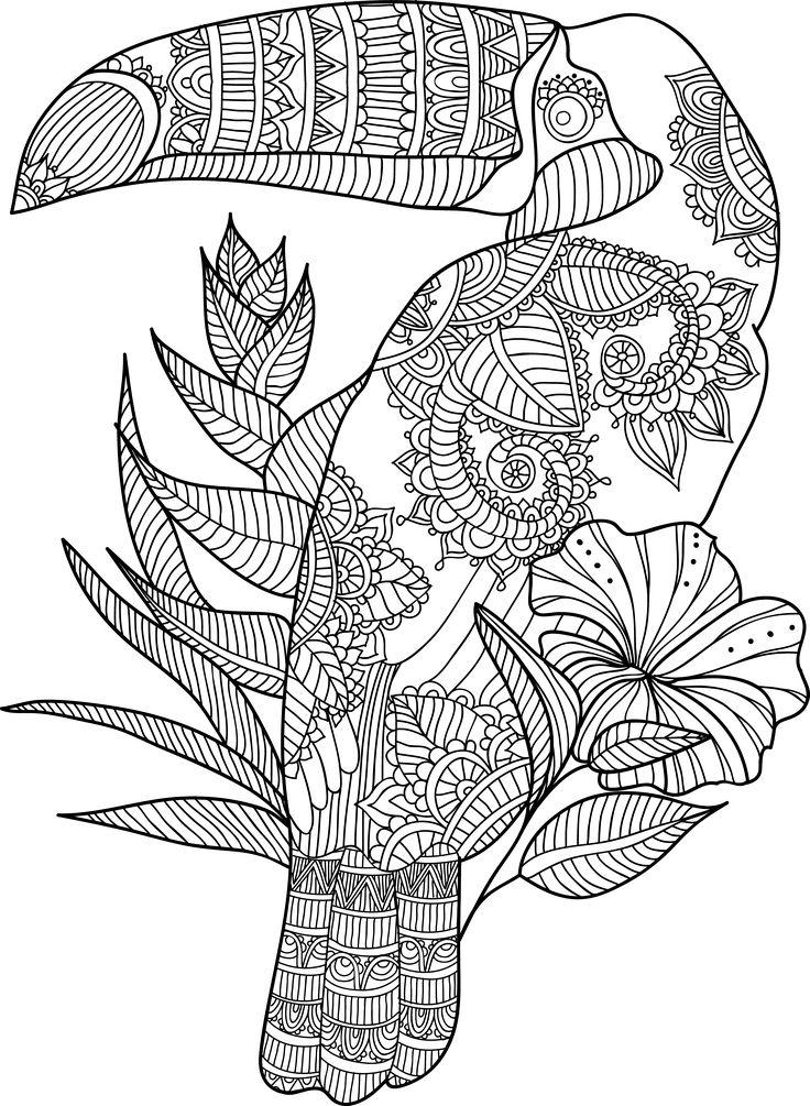 Amazing S With Gel Pens Coloring Pages
