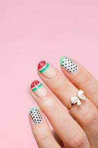 17 Best ideas about Cool Nail Art on Pinterest | Cool nail ...