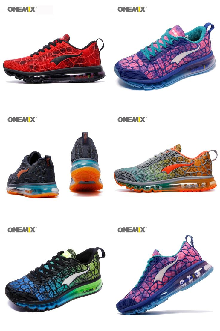 visit to buy new onemix mens running shoes breathable hommes sport chaussures de course