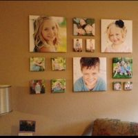 25+ best ideas about Photo collage canvas on Pinterest ...