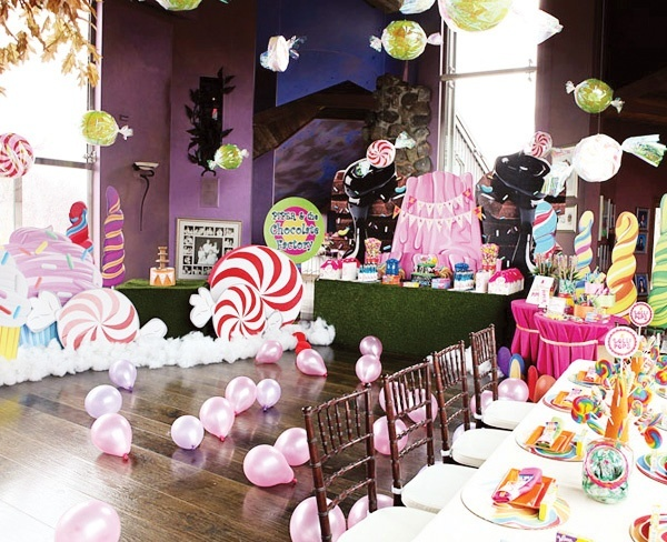 17 Best Images About Willy Wonka Wedding Or Party Theme On