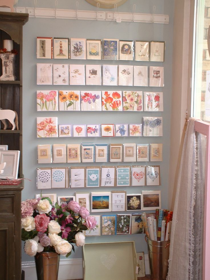 Best 25 Card Displays Ideas On Pinterest Greeting Cards