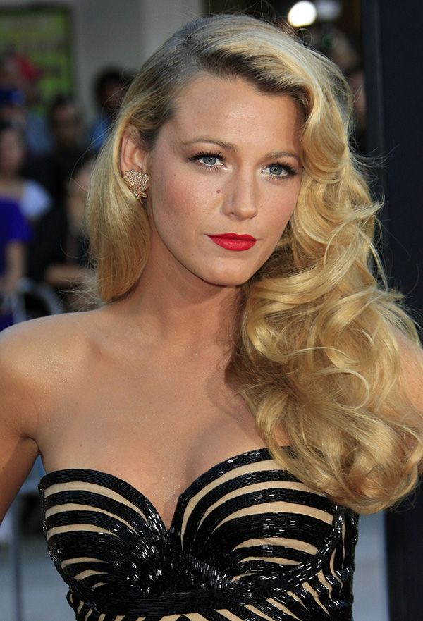 Old Hollywood Curls A Glamorous Hairstyle For The Holidays Easy