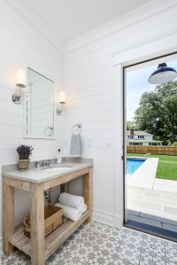 25+ best ideas about Pool House Bathroom on Pinterest
