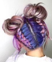 ideas hair pinned