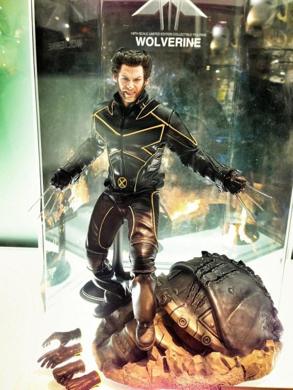 Hot Toys XMen movie Wolverine toys Pinterest Movies