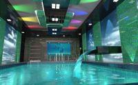 Amazing Indoor Pools Design for Great House: Cool Indoor ...