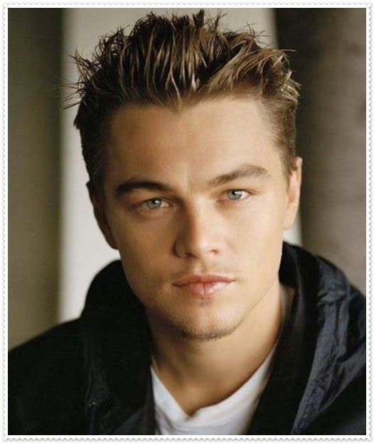 Mode Germany Leonardo DiCaprio Frisuren #frisuren