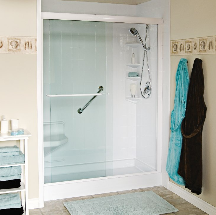 Spacious Walkin Showers Bath Fitter  For the Home