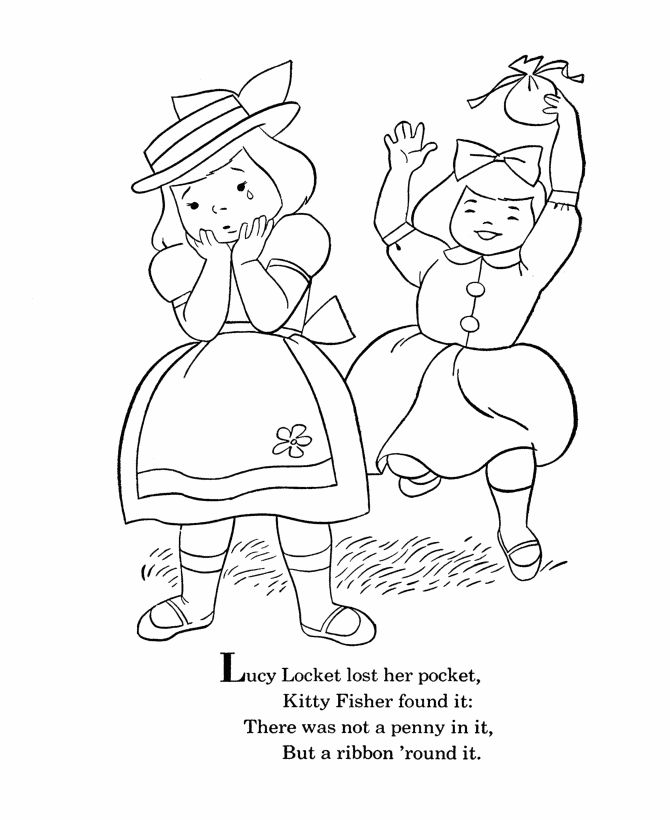 29 best images about nursery rhymes on Pinterest