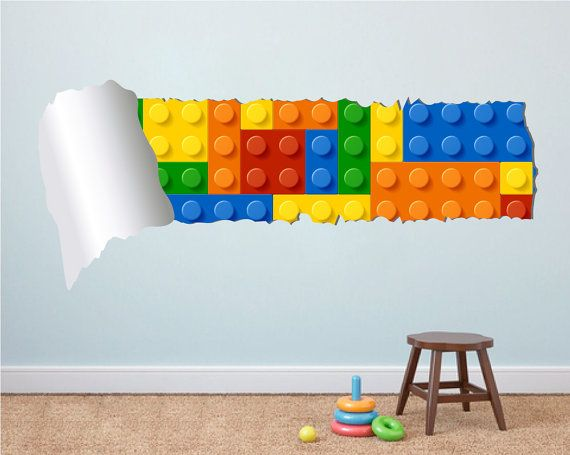 lego wall decals for kids rooms my web value