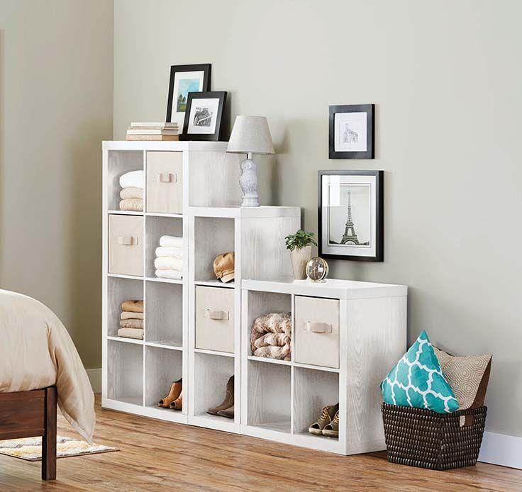 25 Best Ideas About Cube Organizer On Pinterest Closet Storage