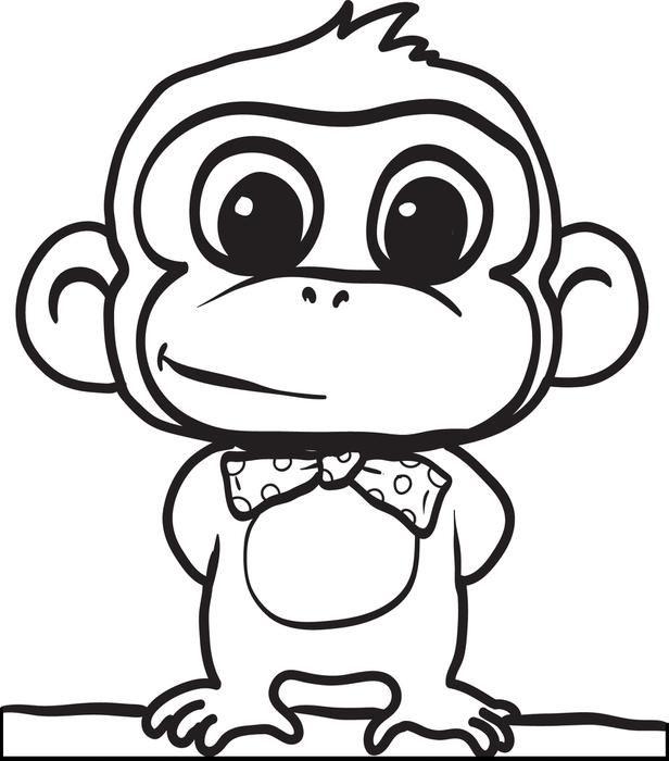 Best 25+ Cartoon monkey ideas on Pinterest