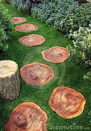 25 Best Ideas About Wood Gardens On Pinterest Garden Bark Moss