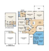 house plans- In law quarters   house designs with inlaw ...