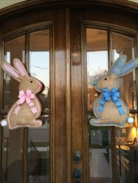 1000+ ideas about Burlap Door Decorations on Pinterest ...