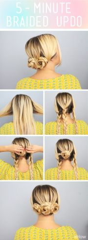 5 minute hairstyles ideas