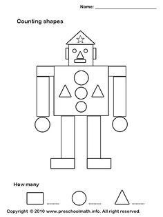 144 best images about PreK Math on Pinterest