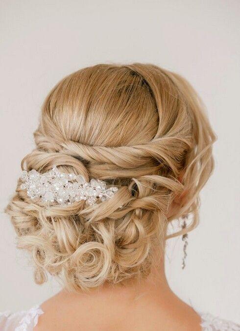 Low  bun Wedding  Hairstyles  Pinterest Low  buns and Buns