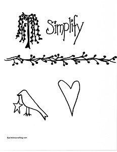 ideas free primitive