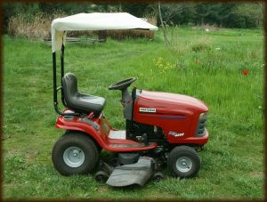 17 Best images about riding lawnmower on Pinterest