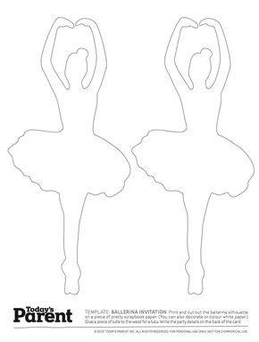 17 Best ideas about Ballerina Silhouette on Pinterest