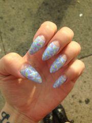 ideas pastel nails