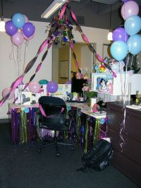 13 best images about Cubicle Birthday Decorating Ideas on ...