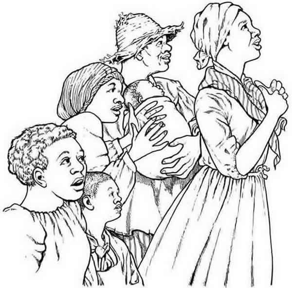 24 best images about Black History Coloring Sheets on