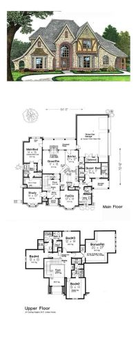 French House Plans | www.imgkid.com - The Image Kid Has It!