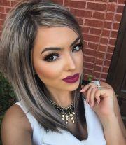 ideas gray hair colors