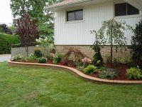 Retaining wall front yard ideas