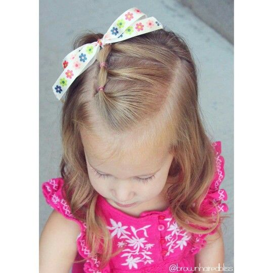 25 Best Ideas About Toddler Hairstyles On Pinterest Toddler