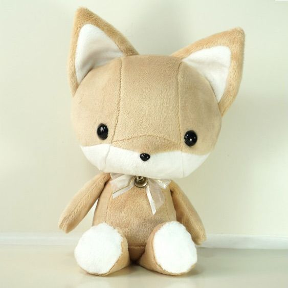 Foxxi The Fox Plush At Collectible