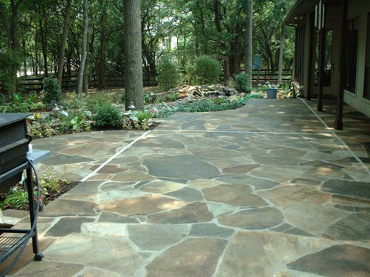 Beautiful stone Great tips for DIY patio installation