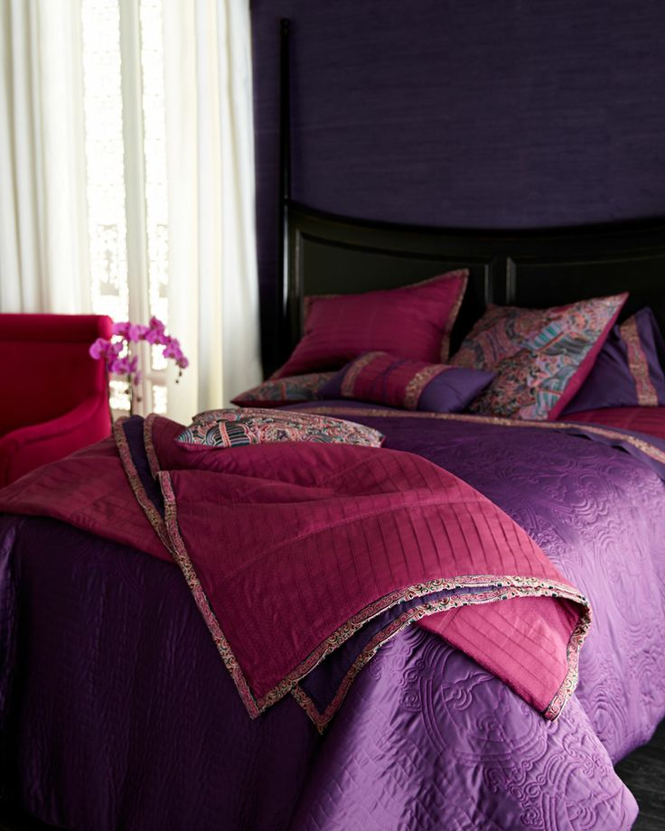 Stunning Jewel Tone Bedding Collection D Home Sweet